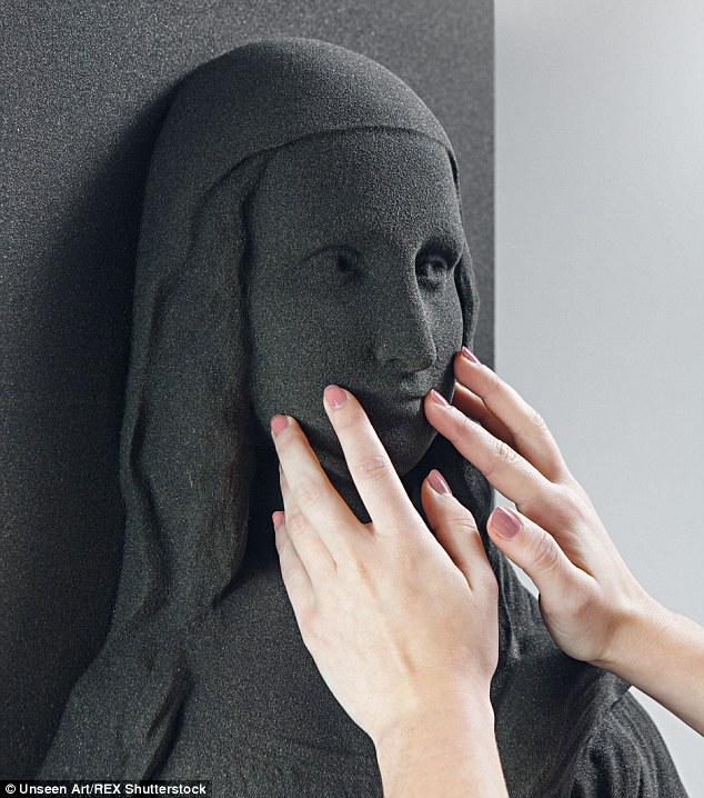 طباعة اللوحات الفنية ثلاثية الأبعاد
