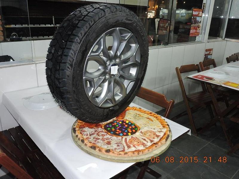 مطعم بيتزا برازيلي