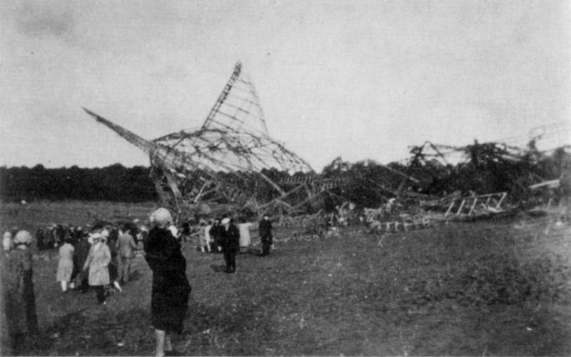 كوارث هندسية