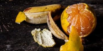 Banana Or Orange Peels