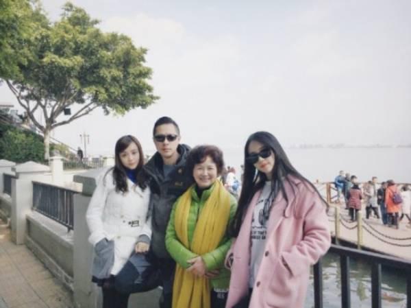 عائلة صينية