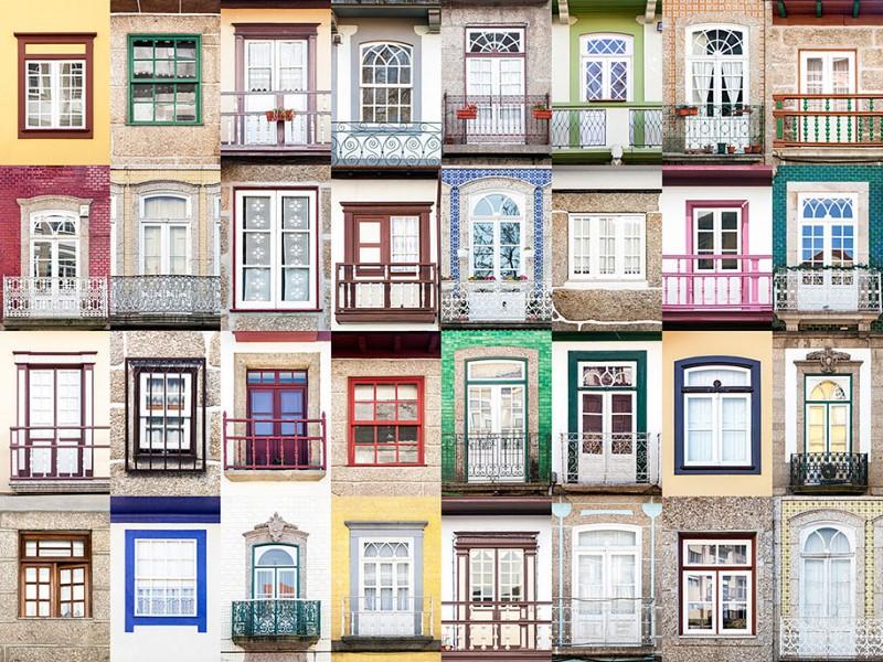 أجمل النوافذ في العالم