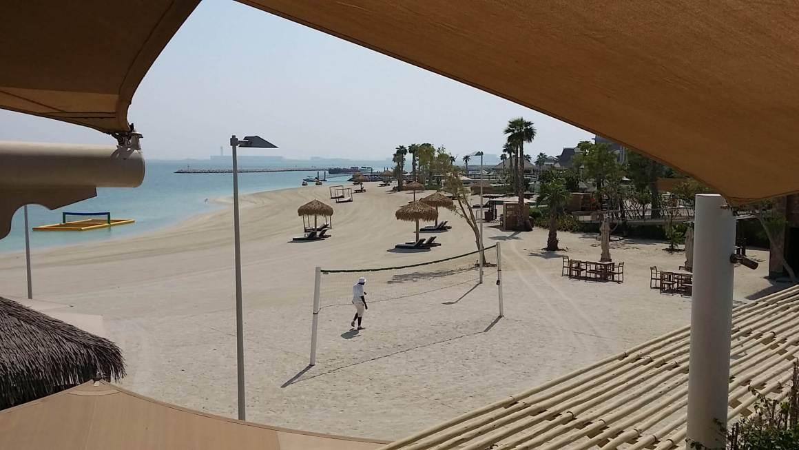 جزيرة البنانا قطر