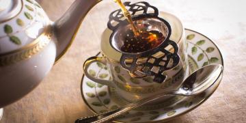 شاي الظهيرة