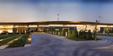 مبنى الطيران الخاص - دبي