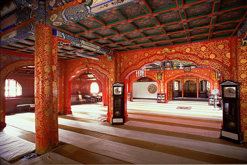 مسجد في الصين