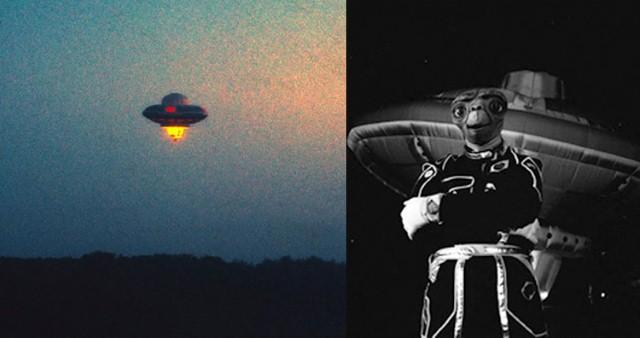 غزو فضائي
