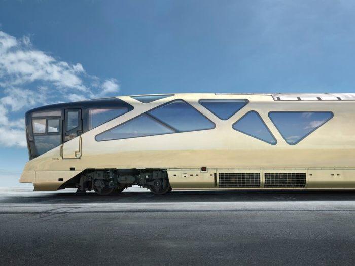 قطار شيكي شيما الياباني