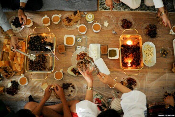 احتفالات العيد