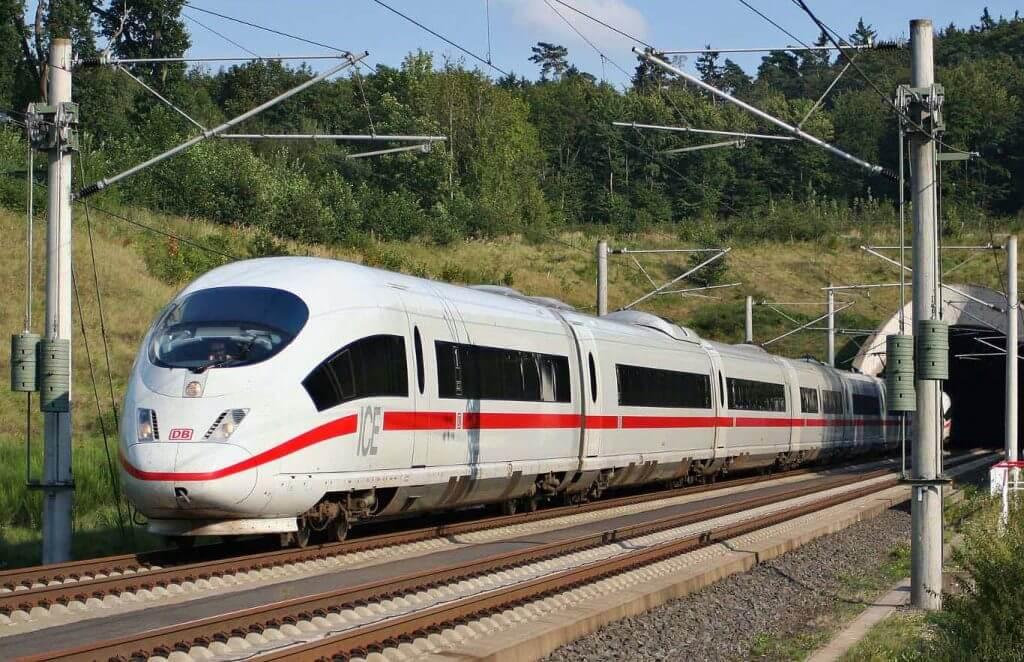 قطارSiemens Velaro E/AVS 103
