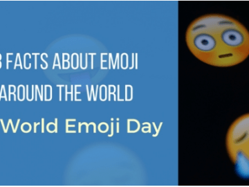 Facts About Emoji Around the World for World Emoji Day