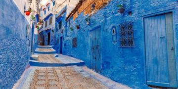 the world's most colorful cities