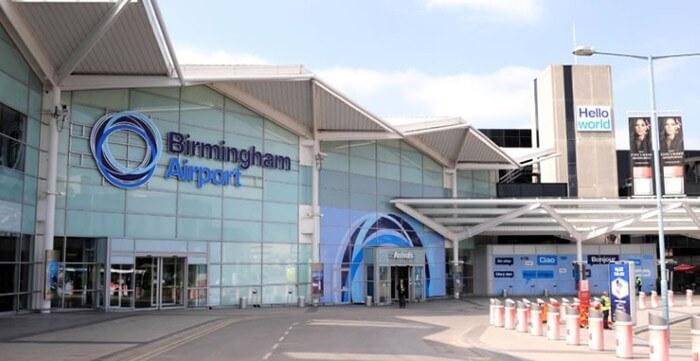 مطار بيرمنغهام