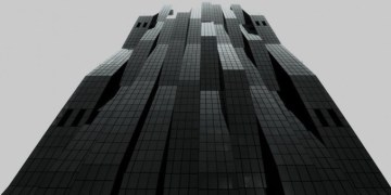 Evil Looking Buildings
