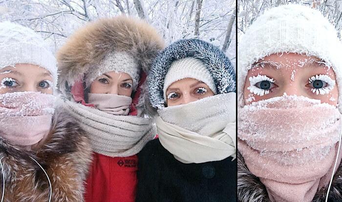 """منوعات: نظرة على قرية """"أويمياكون""""، أبرد المناطق المأهولة في العالم!"""
