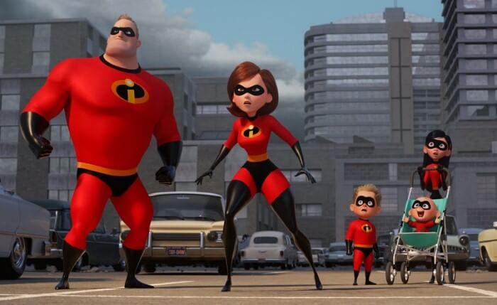 فيلم Incredibles 2