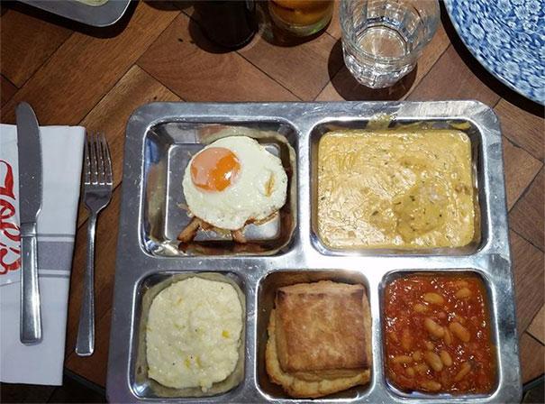 أطباق طعام غريبة