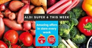 Aldi Super 6 this week