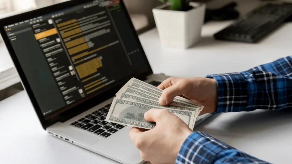 Freelancing as a side hustle
