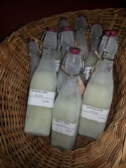 Abundance London elderflower-bottles