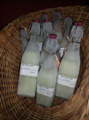 Abundance London elderflower-bottles