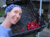 surprise radish find