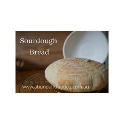 Food small sourdough bread