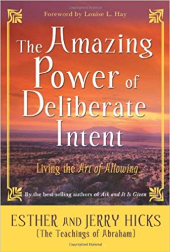 The Amazing Power of Deliberate Intent Book Cover