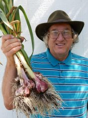 The Garlic King of Montana