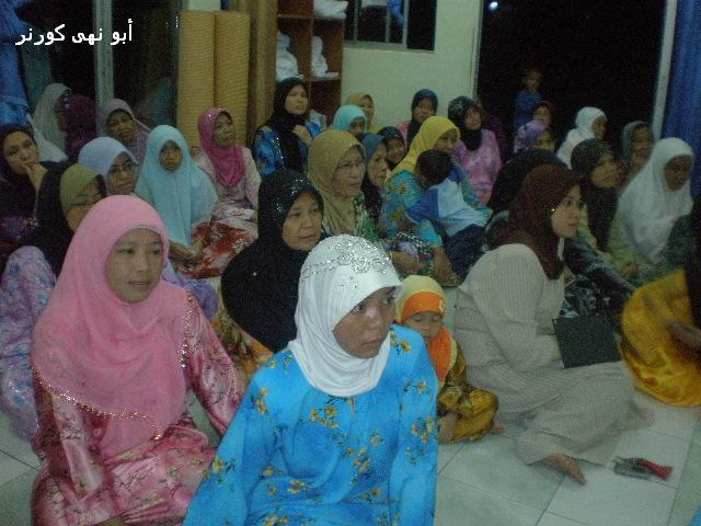 Beri hak kaum ibu untuk menuntut ilmu