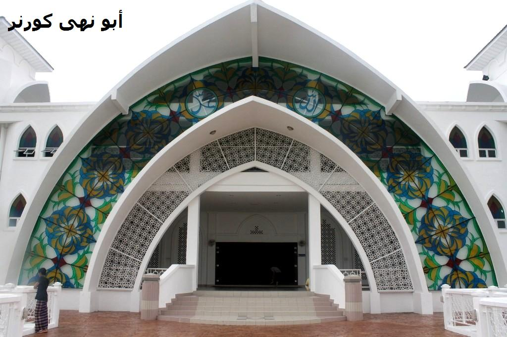 Masjid Selat Melaka3