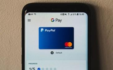 إضافة بايبال إلى Google Pay
