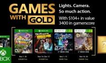 الألعاب المجانية لمشتركي إكس بوكس جولد لشهر نوفمبر 2017