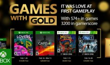 الألعاب المجانية لمشتركي إكس بوكس جولد لشهر فبراير