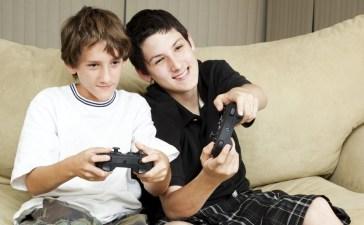 الإعلام وألعاب الفيديو