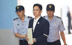 الإفراج عن وريث سامسونج Lee Jae-yong من السجن