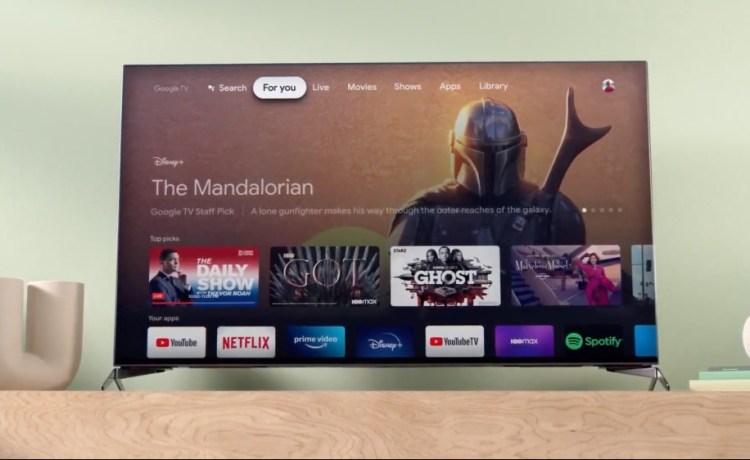 الفرق بين Google TV و Android TV