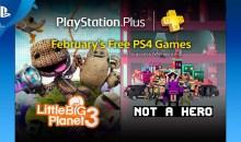 الألعاب المجانية لمشتركي بلايستيشن بلس لشهر فبراير
