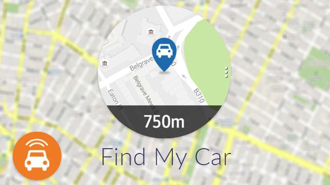 تطبيق Find My Car
