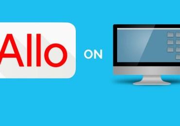 جوجل Allo متاح الآن كتطبيق سطح مكتب للحواسيب