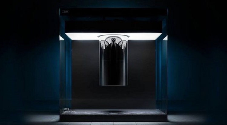 حاسب IBM الكمومي