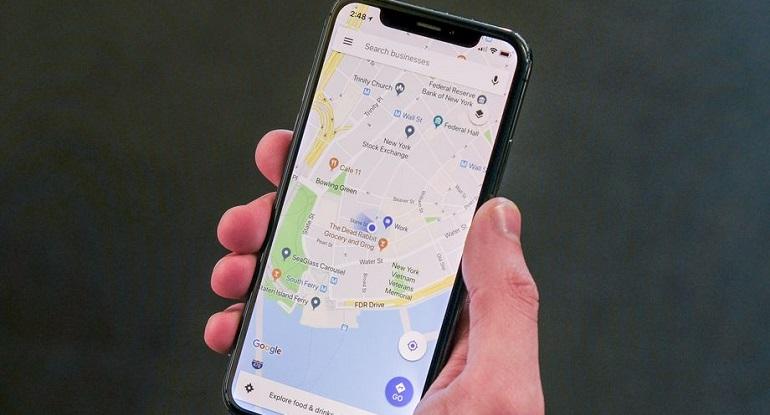 خرائط جوجل تحصل على تحديث جديد خاص بآيفون X