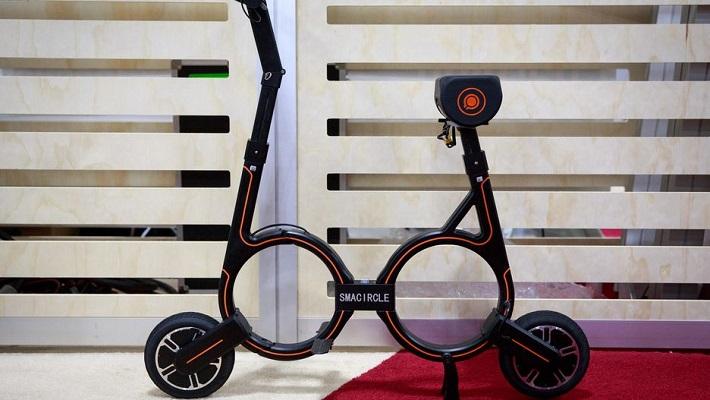 دراجة Smacircle S1 الذكية القابلة للطي