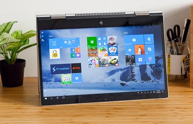 دقة شاشة حاسب HP Envy x360