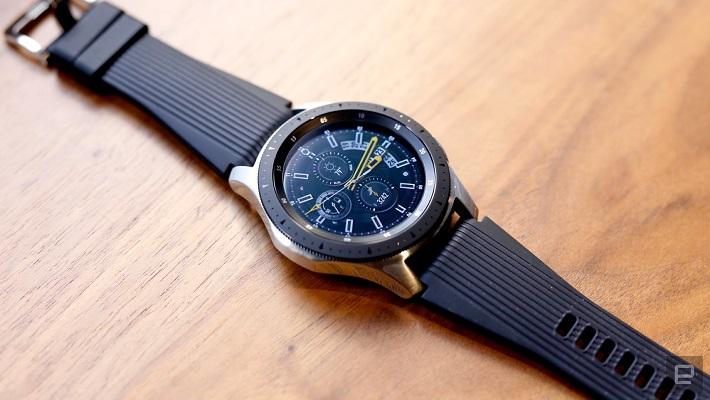 ساعة Galaxy Watch