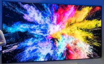 سامسونج تكشف عن الشاشة الوحش 146 انش بتقنية MicroLED ودقة 8K