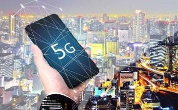 شبكات 5G السعودية