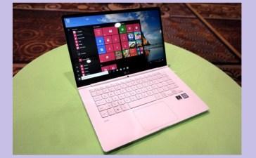 شركة LG تقدم حاسبها Gram 14 الجديد بعمر بطارية 17 ساعة!