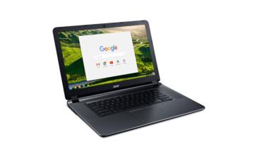 شركة acer تُصدر حاسب Chromebook 15 بسيط بسعر مغري جداً