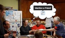 """فيسبوك يفكر بوضع رمز جديد """"تاغ لصديقك"""" في التعليقات لتسهيل ذكر الأصدقاء"""